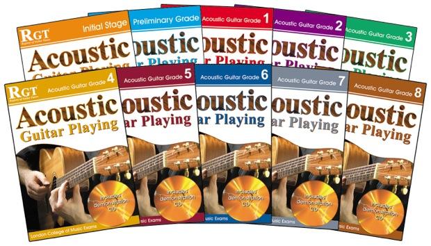 Acoustic Guitar Exams 3