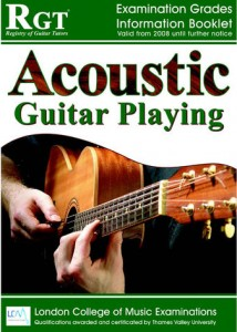 Acoustic Guitar Exams