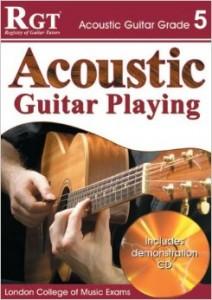 RGT Acoustic Guitar Grade 5