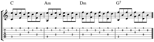Intermediate Fingerpicking 2