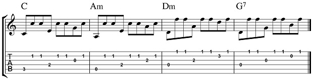 Intermediate Fingerpicking 3