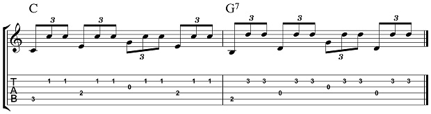 Intermediate Fingerpicking 4